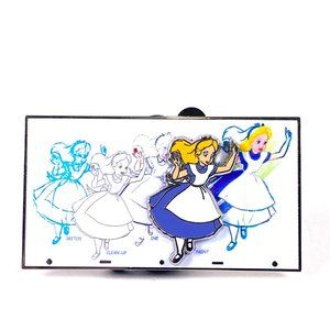 Alice In Wonderland Ink and Paint Disney Pin